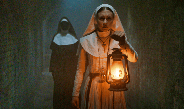 Screenshot Film The Nun (2018). 1