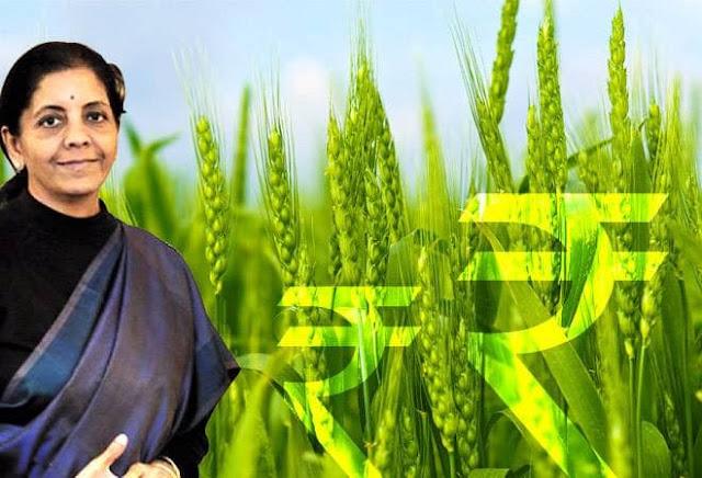 बजट 2019: निर्मला सीतारमण कृषि क्षेत्र को क्या प्रदान करती हैं