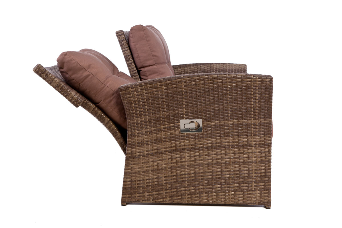 Outside Edge Garden Furniture Blog Rattan 4 Seater Sofa