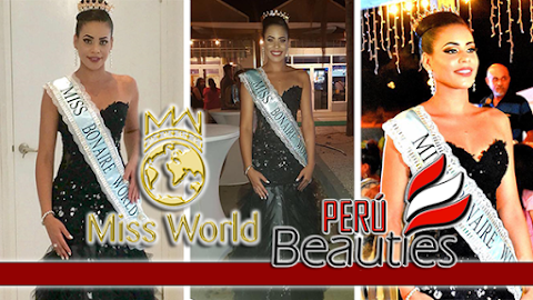 Miss World Bonaire 2018