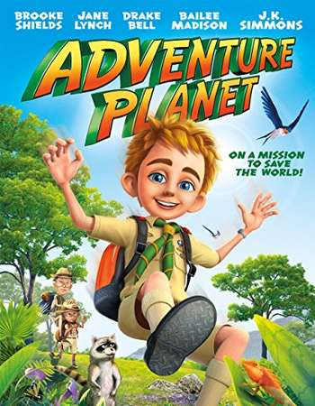Adventure Planet 2012 Dual Audio Hindi Bluray Movie Download