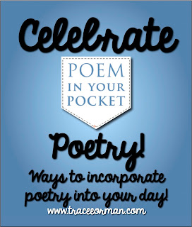 Celebrate Poetry: Ways to incorporate poetry into your day.
