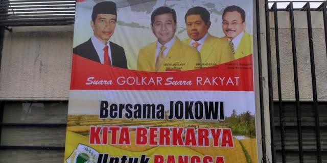 Hanura: Golkar Ingin Kampanye Gratis Pakai Nama Jokowi