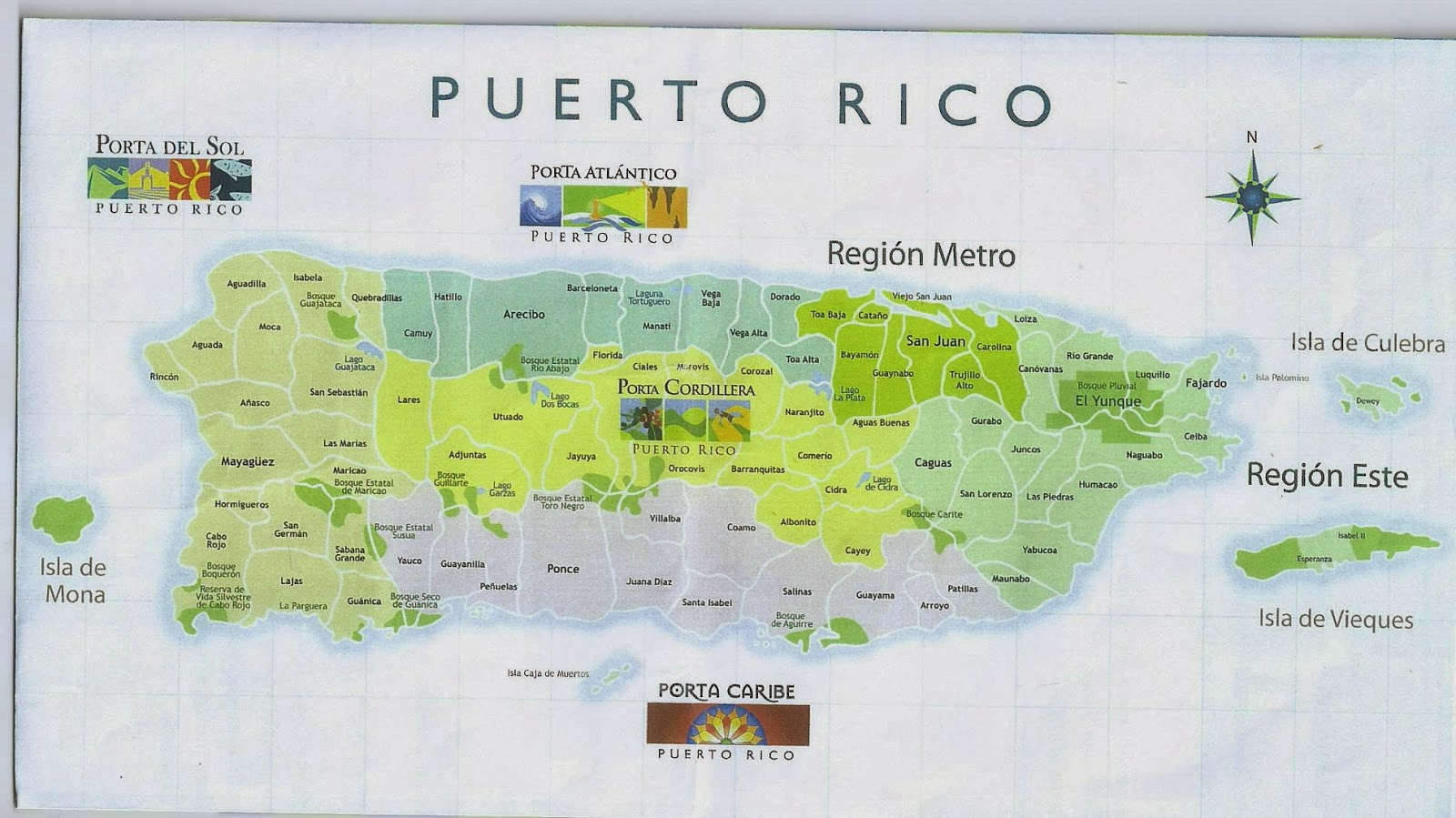 Travel To Puerto Rico Passport From Us