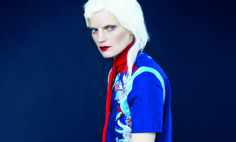 portrait of a lady: guinevere van seenus by erik madigan heck for muse #37 spring 2014