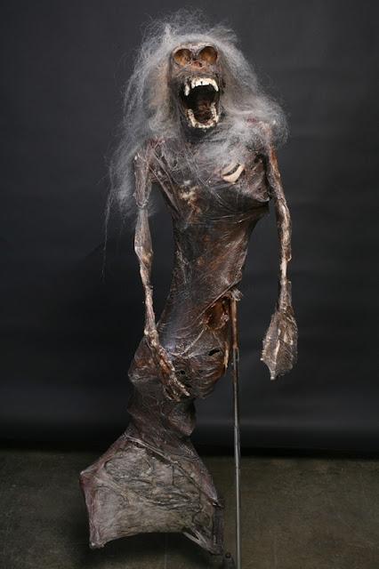 mumi putri duyung yang paling menyeramkan dan mengerikan di dunia