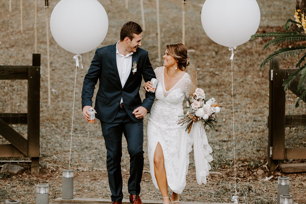 LOVE: JOSH + JODIE   PRIVATE TIPI WEDDING GOLD COAST QLD