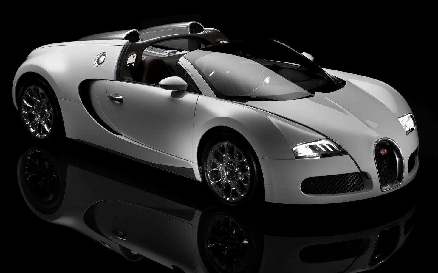 History of Bugatti Veyron Supersport | Otomild2013 Bugatti Veyron 16.4 Super Sport
