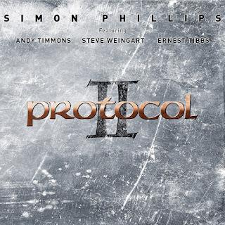 Simon Phillips - 2013 - Protocol II