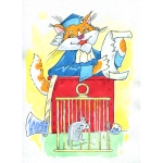 'El tribunal del gat (Viacheslav Polezhaev)'