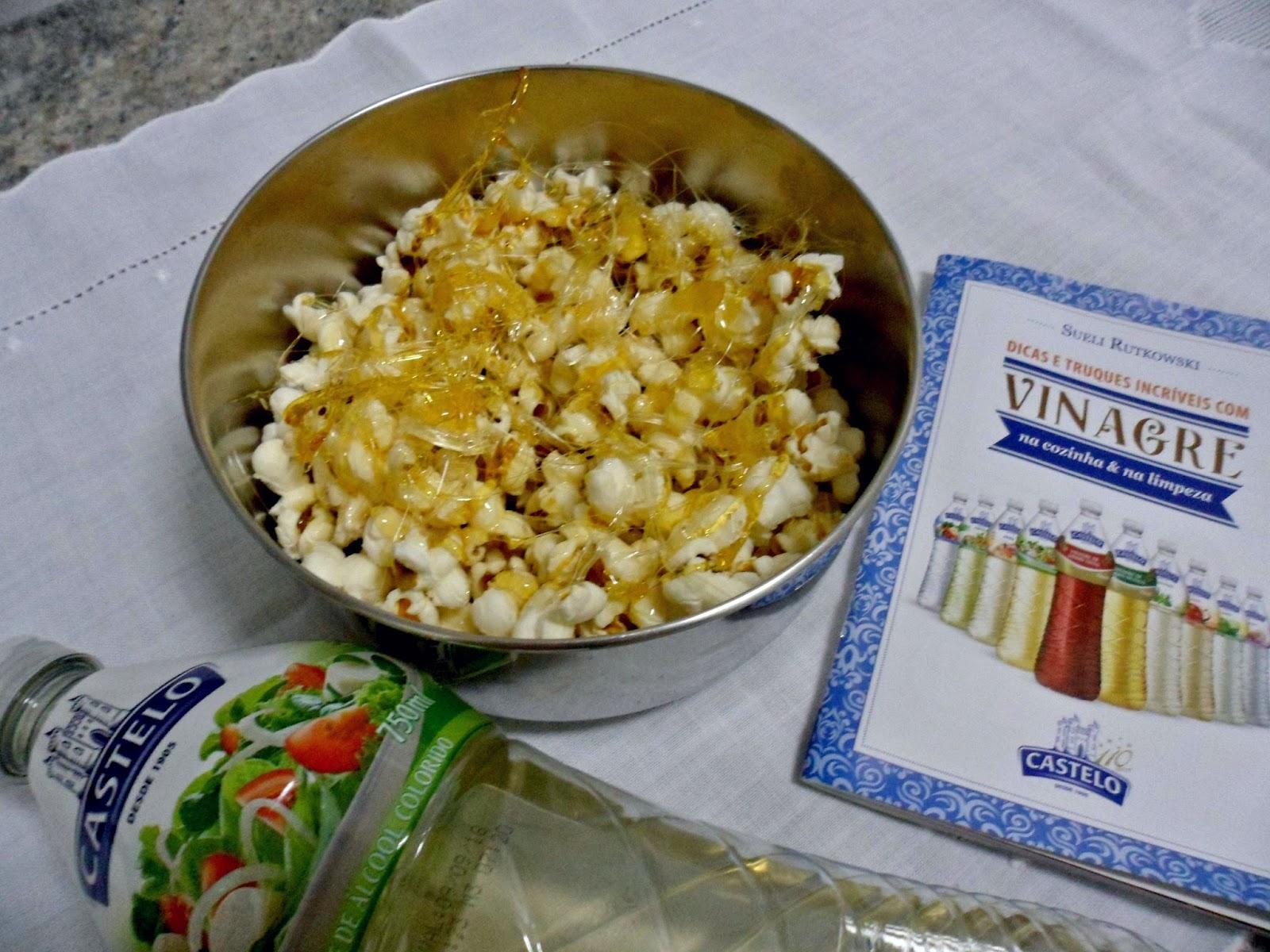 f56c52c65fc7d0 Como fazer pipoca caramelizada | Check-in Virtual