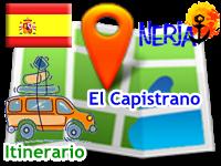 Nicosol, SL - Cómo llegar a la recepción de El Capistrano - en español