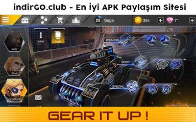 overload online car battle hile apk