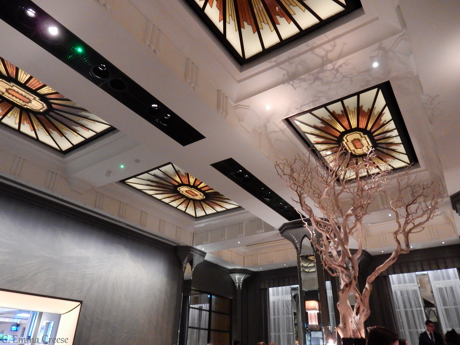 Fera Claridge's restaurant review