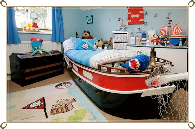 Çocuk Odası Dekorasyonu Modelleri