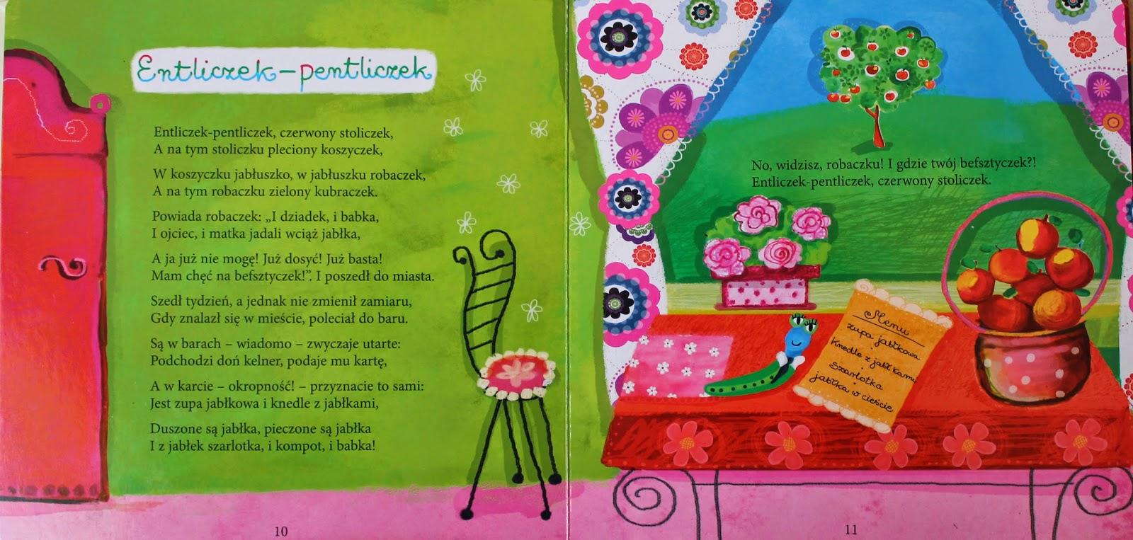 Książką W Dzieci Wiersze I Wierszyki Dla Najmłodszych Jan
