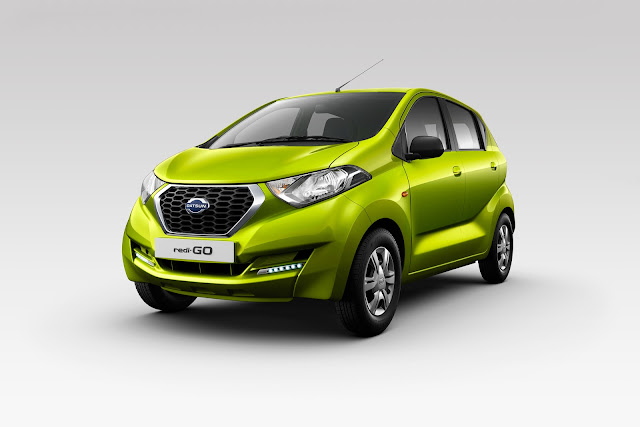 Datsun Redi-GO - India's first Urban Cross
