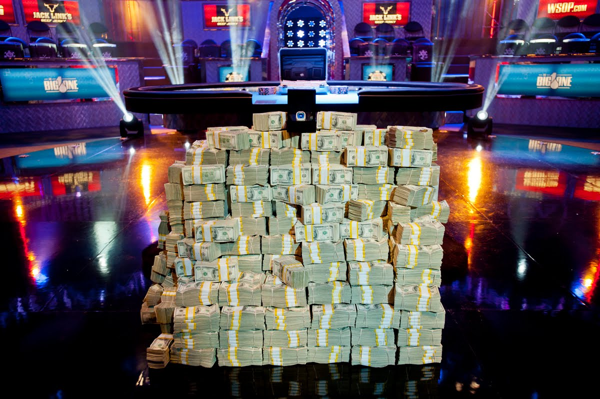 One Drop Poker