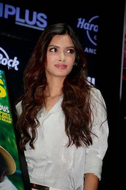 Diana Penty Launch Travel Plus Magazine Pics