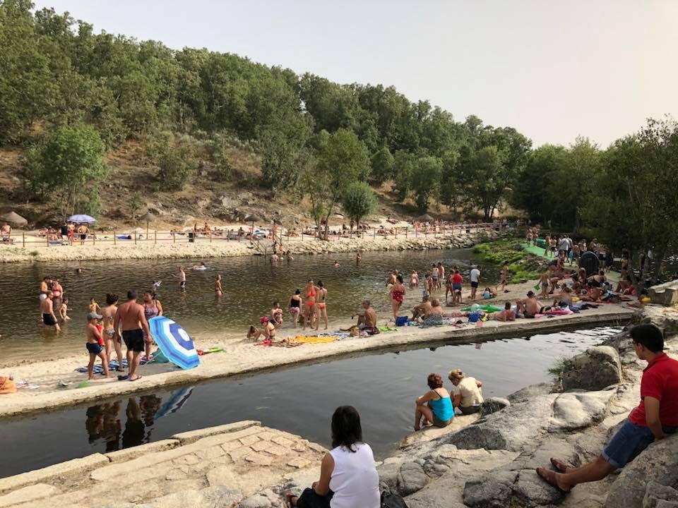 Praia Fluvial de Rapoula do Cõa