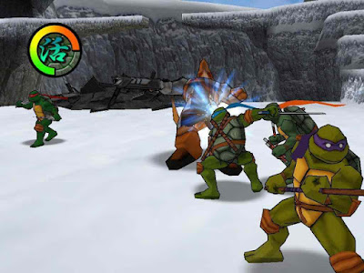 TMNT2 Battle Nexus  PC Game Free Download