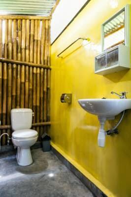 Pondok Ijo kamar murah mandi dalam
