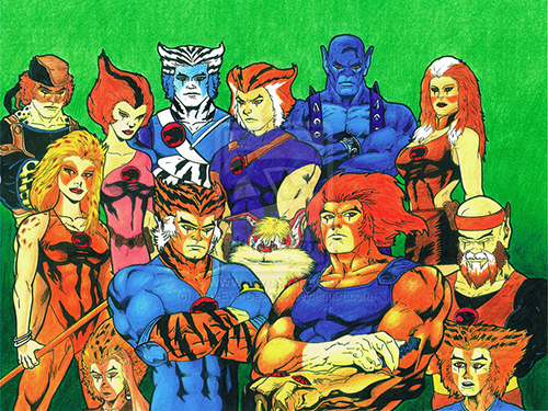 Thundercats: 2ª Parte Torrent - DVDRip