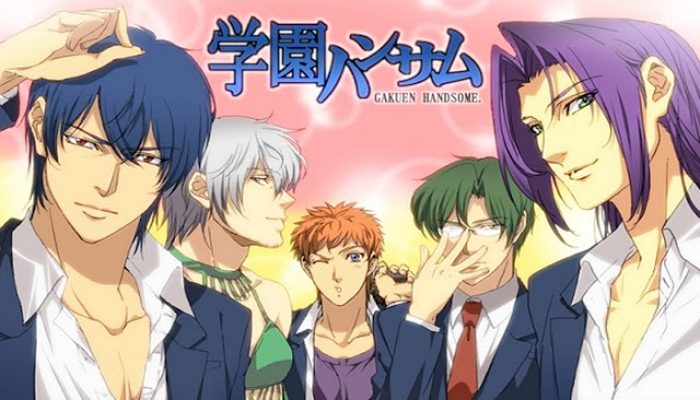 Download Gakuen Handsome Subtitle Indonesia