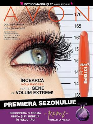 AVON Promotii + Catalog-Brosura №13 06-26.09