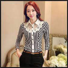 Model Baju Kemeja Wanita Trendy Terbaru