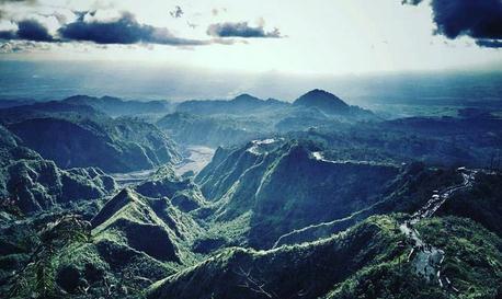 Destinasi wisata gunung kelud