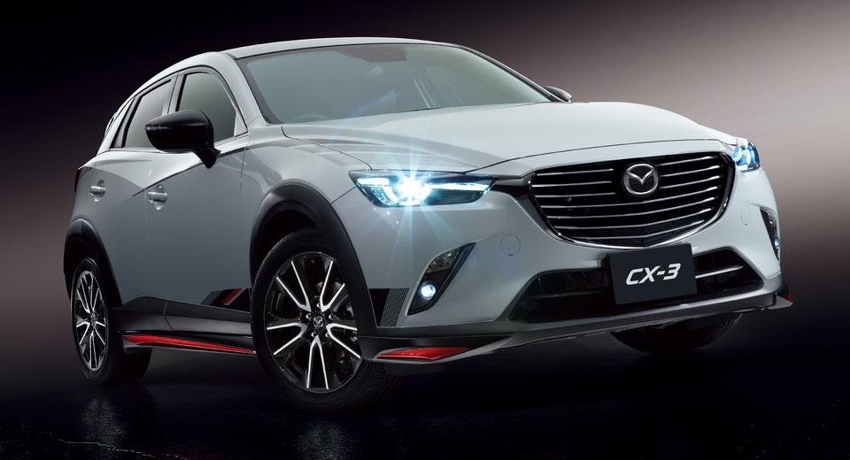 mazda cx 5 and cx 3 new accessory packs ms blog. Black Bedroom Furniture Sets. Home Design Ideas