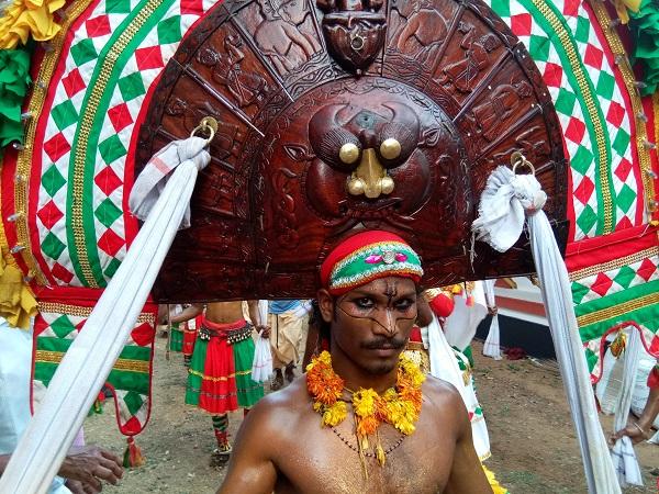 festival hindou thrissur kerala