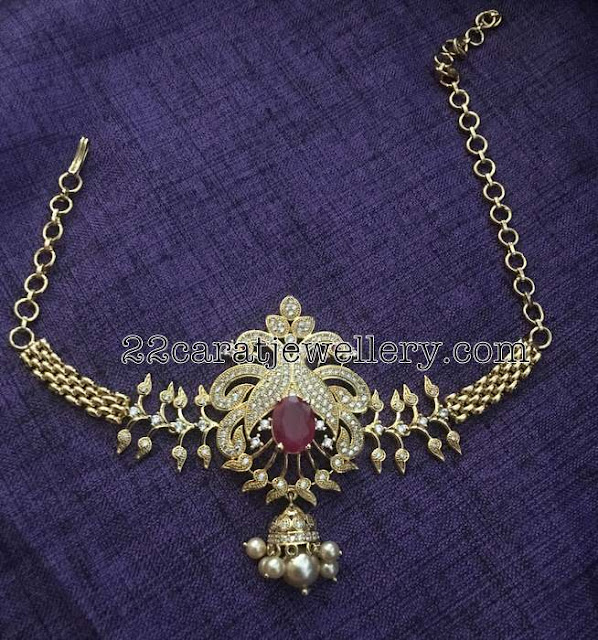 2 in 1 Choker 1500 rupees