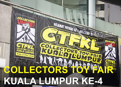 Collectors Toy Fair Kuala Lumpur