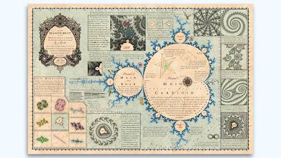 fractal, fractales, fractal caos mandelbrot.