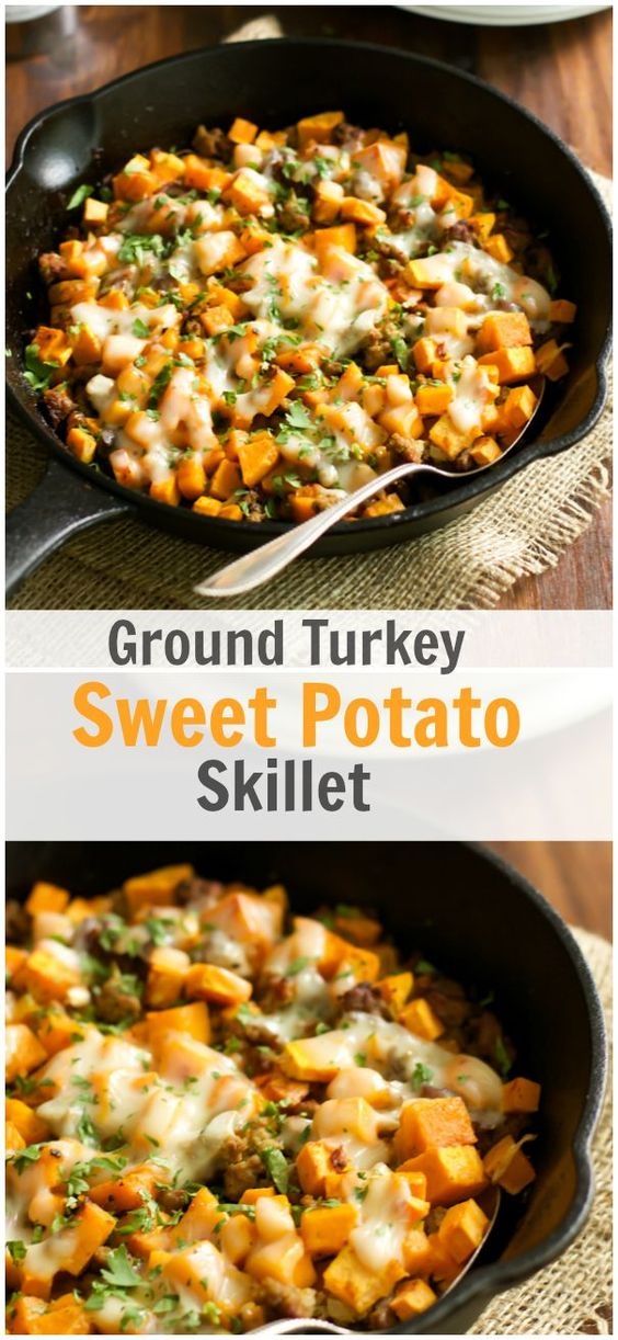 Ground Turkey Sweet Potato Skillet   #DESSERTS #HEALTHYFOOD #EASY_RECIPES #DINNER #LAUCH #DELICIOUS #EASY #HOLIDAYS #RECIPE #SPECIAL_DIET #WORLD_CUISINE #CAKE #GRILL #APPETIZERS #HEALTHY_RECIPES #DRINKS #COOKING_METHOD #ITALIAN_RECIPES #MEAT #VEGAN_RECIPES #COOKIES #PASTA #FRUIT #SALAD #SOUP_APPETIZERS #NON_ALCOHOLIC_DRINKS #MEAL_PLANNING #VEGETABLES #SOUP #PASTRY #CHOCOLATE #DAIRY #ALCOHOLIC_DRINKS #BULGUR_SALAD #BAKING #SNACKS #BEEF_RECIPES #MEAT_APPETIZERS #MEXICAN_RECIPES #BREAD #ASIAN_RECIPES #SEAFOOD_APPETIZERS #MUFFINS #BREAKFAST_AND_BRUNCH #CONDIMENTS #CUPCAKES #CHEESE #CHICKEN_RECIPES #PIE #COFFEE #NO_BAKE_DESSERTS #HEALTHY_SNACKS #SEAFOOD #GRAIN #LUNCHES_DINNERS #MEXICAN #QUICK_BREAD #LIQUOR