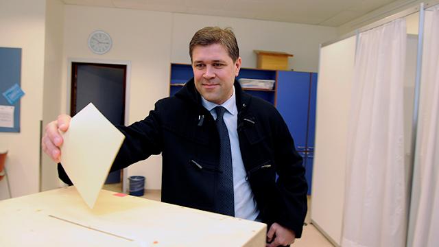 Los islandeses pueden votar por un candidato muerto