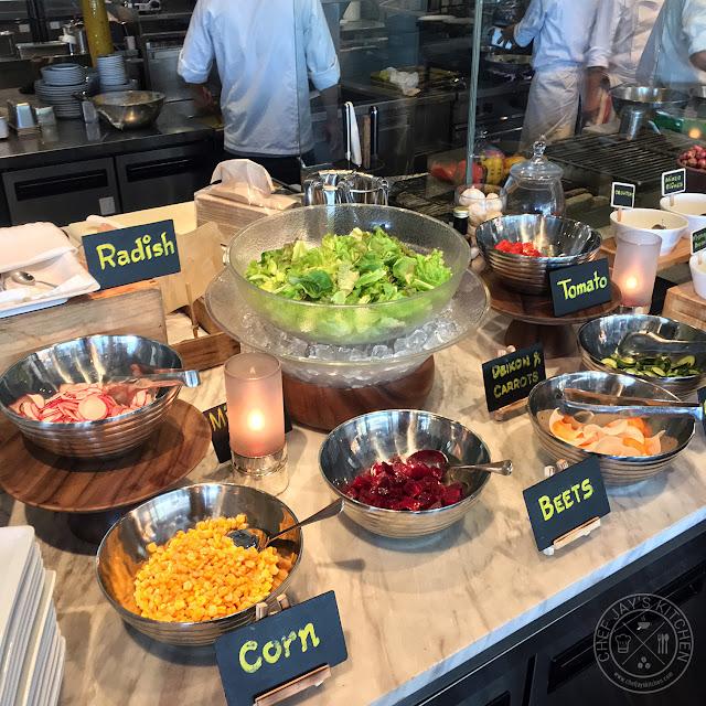 Salvatore Cuomo's Anniversary Special Lunch Buffet: Manila's Best Italian Restaurant at Bargain Rates