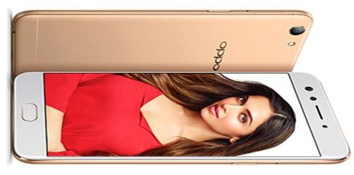 Dual Selfie camera expert OPPO F3 launched at 19990