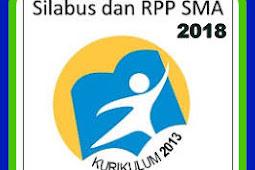 Download File Dokumen Silabus Dan RPP Untuk SMA Terbaru 2018