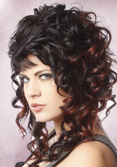 increibles estilos de peinados ondulados invierno 2015 - Peinados Ondulados
