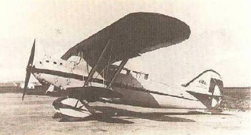 Avión Cuatro Vientos