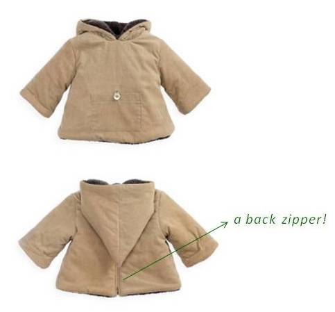 BONTON kids coat
