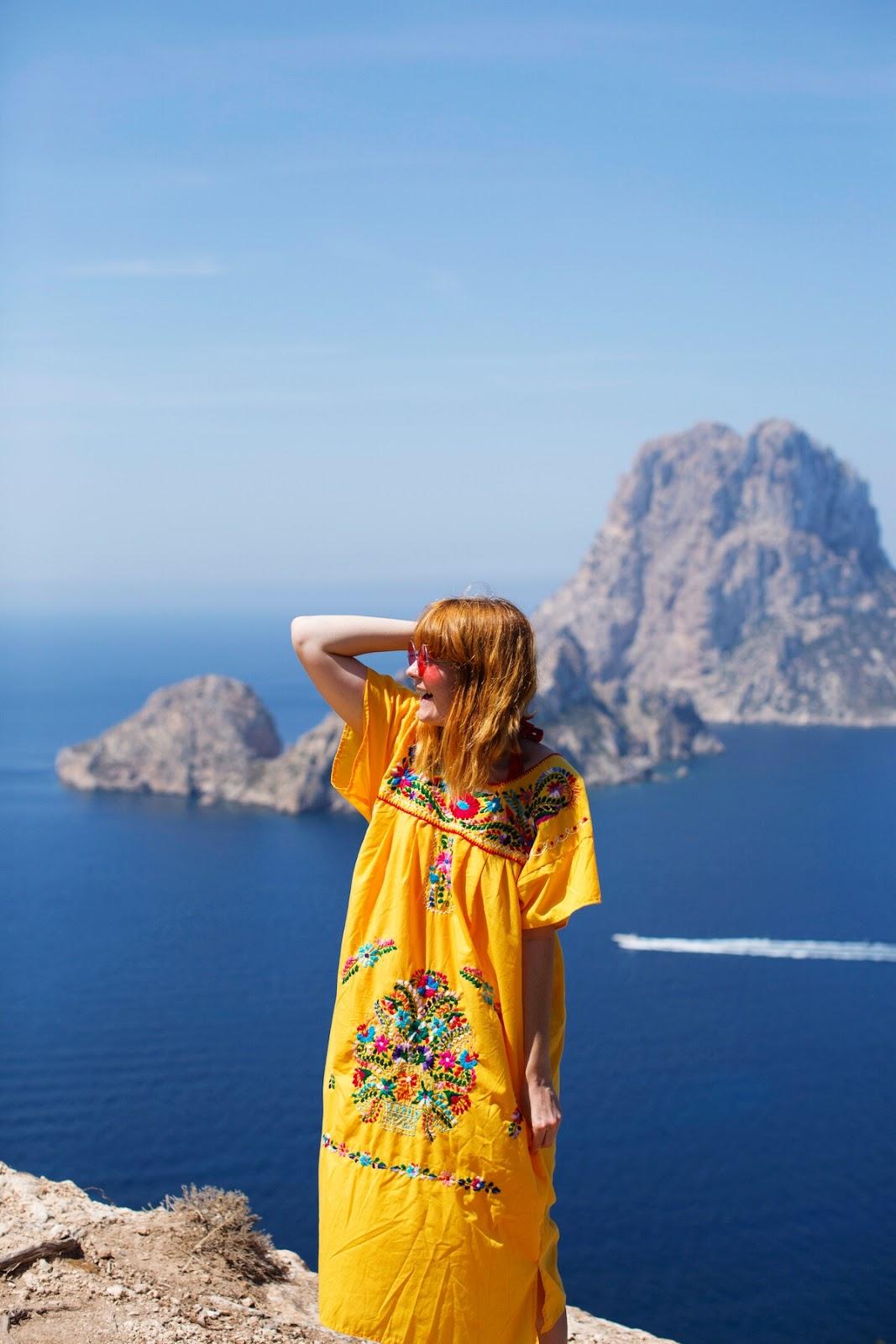 Visiting Es Vedrà in Ibiza
