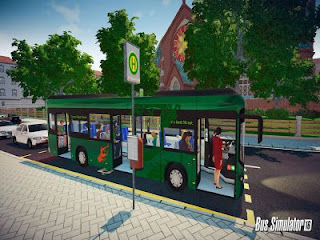 Bus Simulator 16 Free Download PC Game