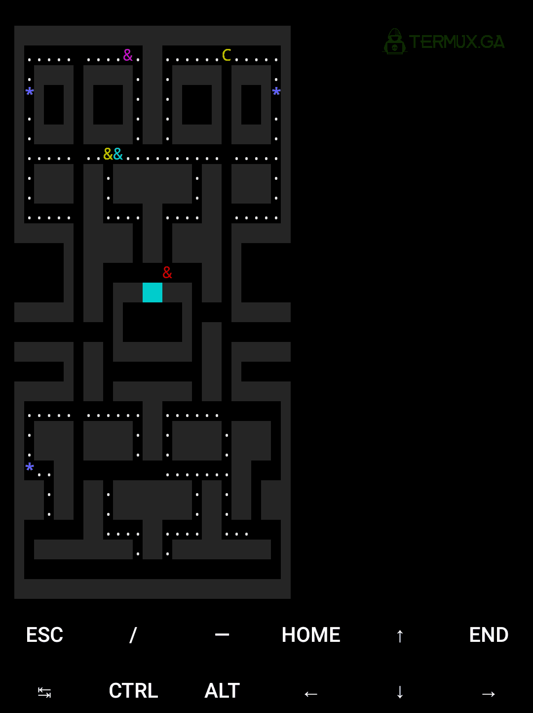 How To play Games in Termux-2020