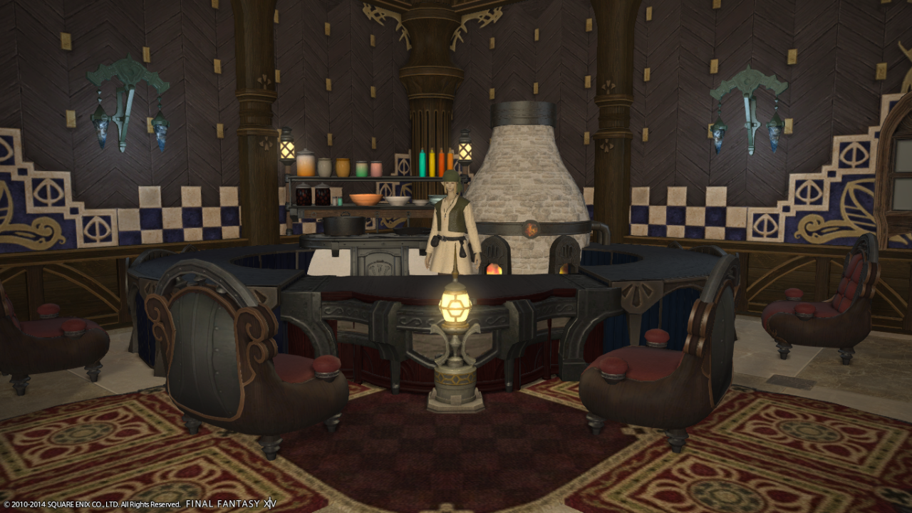 The Final Fantasy XIV Housing Crisis
