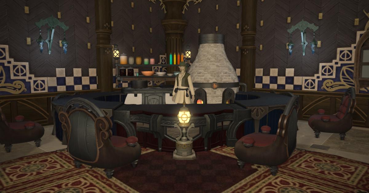 The Final Fantasy XIV Housing Crisis