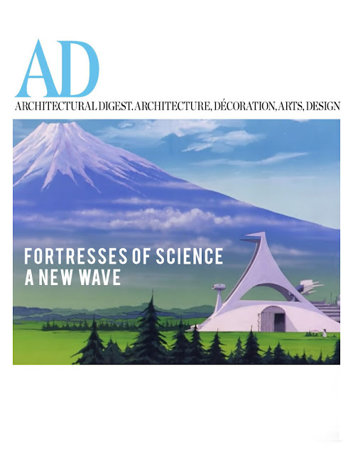 Fortezze basi laboratori robot giapponesi
